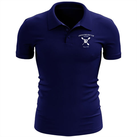 Lincoln Park Embroidered Performance Men's Polo