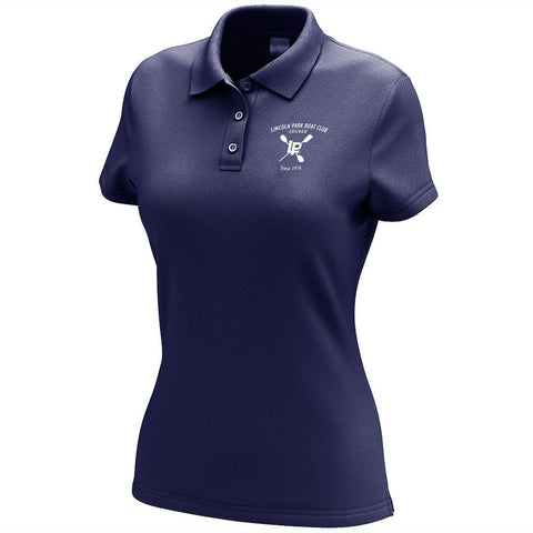 Lincoln Park Embroidered Performance Ladies Polo