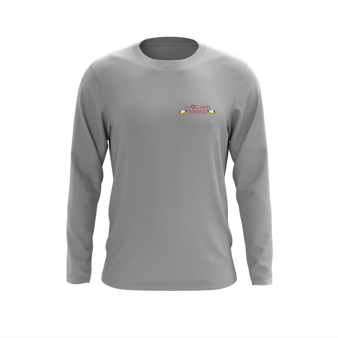 Custom Loveland Long Sleeve Cotton T-Shirt