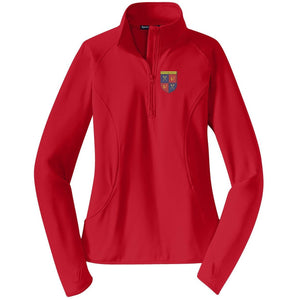 Montgomery Boat Club Ladies Thumbhole Pullover