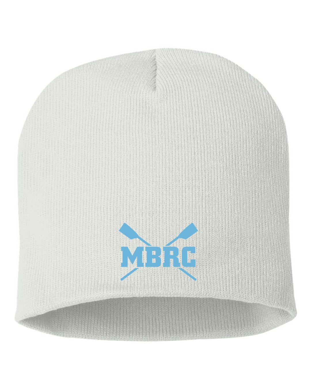 Miami Beach Straight Knit Beanie