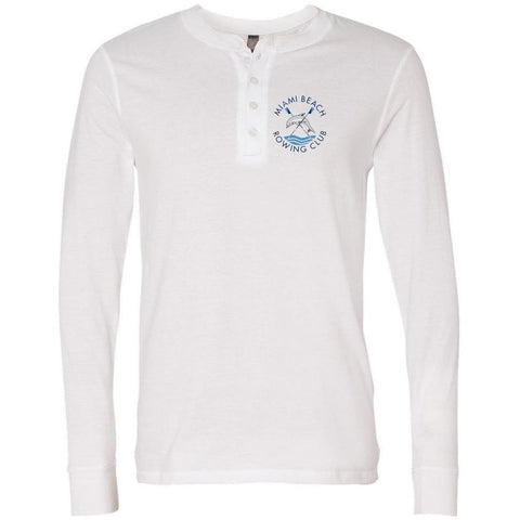 Miami Beach Henley Shirt