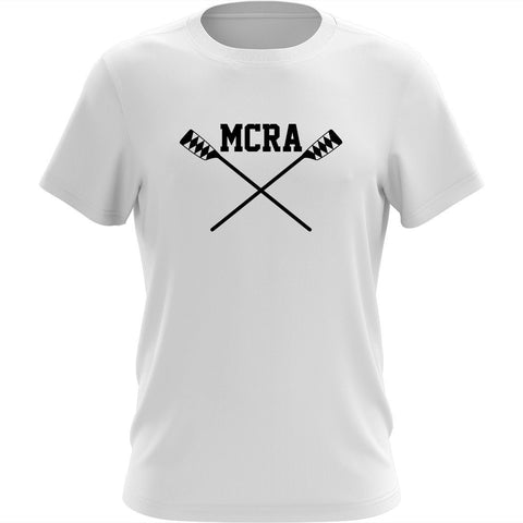 100% Cotton Merrymeeting Rowing Men's Team Spirit T-Shirt