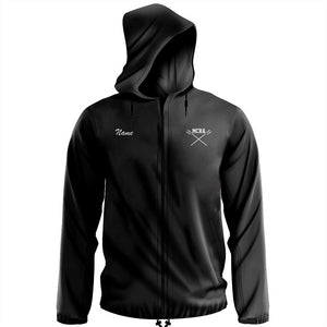 Official Merrymeeting Rowing Team Spectator Jacket