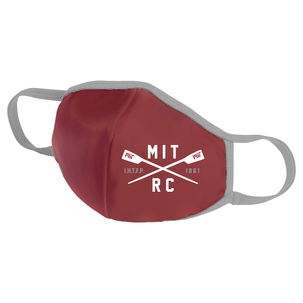 MIT Rowing Club Face Masks