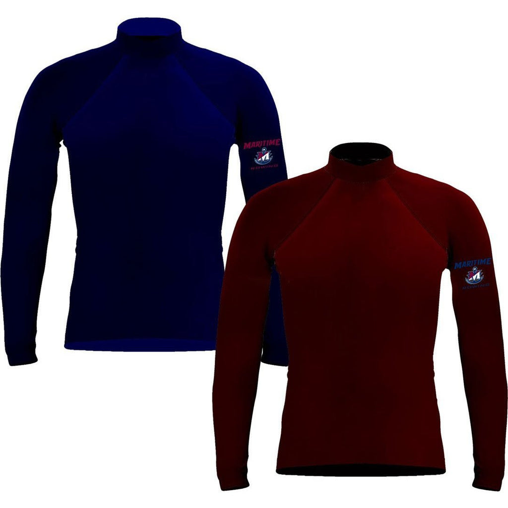 Long Sleeve Maritime Rowing Warm-Up Shirt
