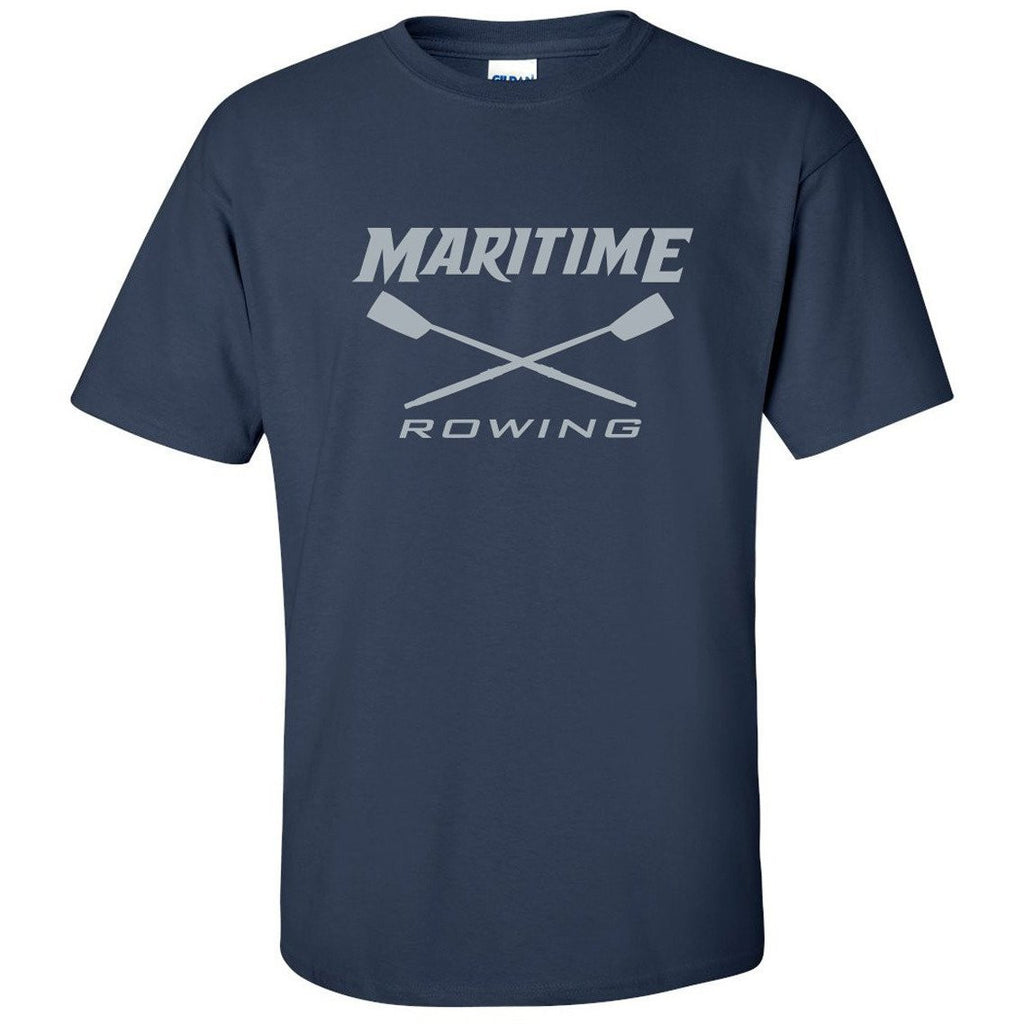 100% Cotton Maritime Rowing Men's Team Spirit T-Shirt