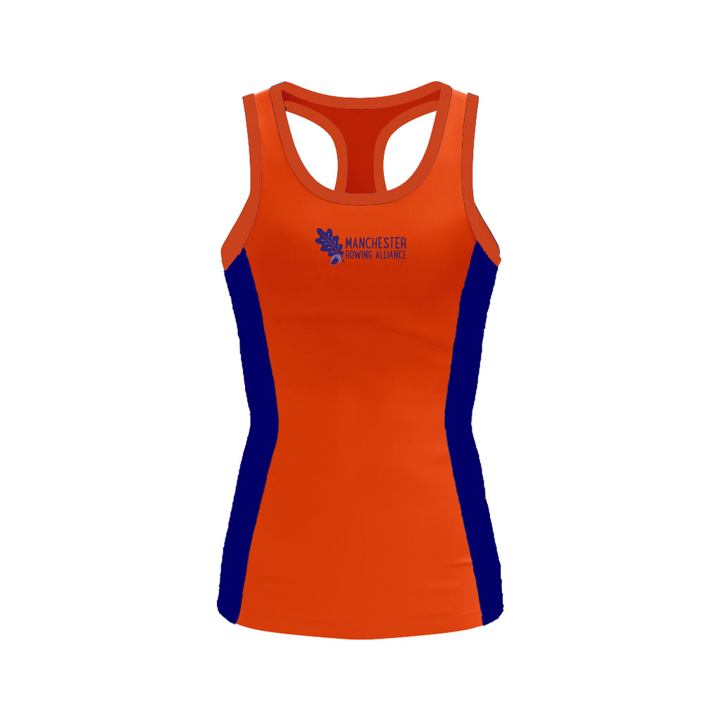 Manchester Rowing Alliance Women's T-back Tank