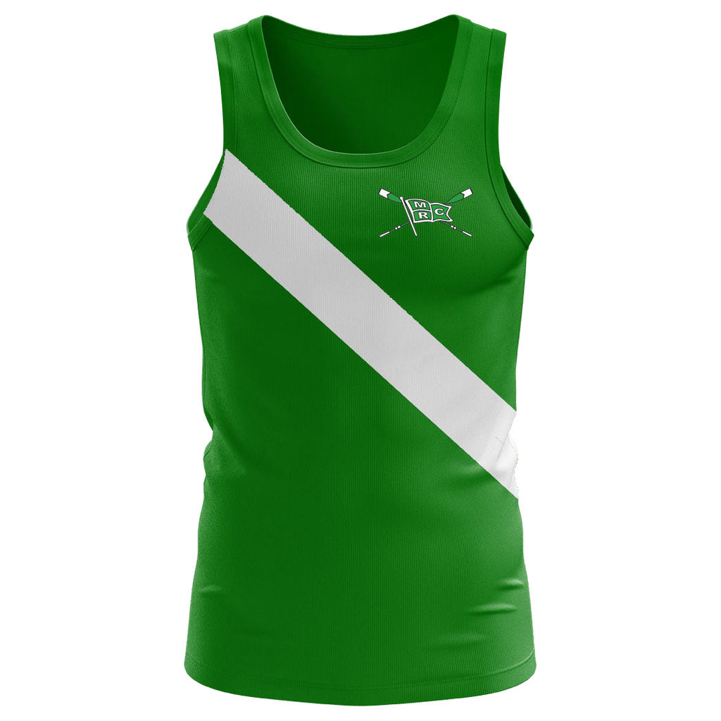 Minneapolis Rowing Club Men's Traditional DryTex Tank (relaxed fit)