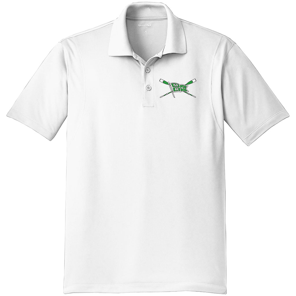 Minneapolis Rowing Club Embroidered Performance Men's Polo