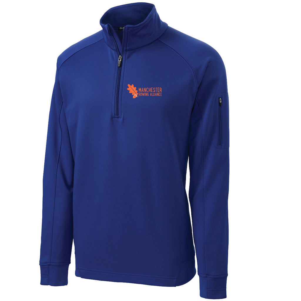 Manchester Rowing Alliance Mens Performance Pullover