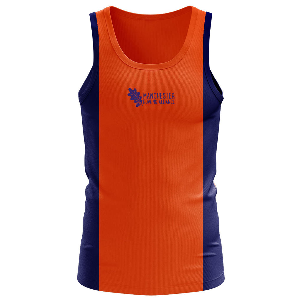 Manchester Rowing Alliance Men's Traditional Dryflex Spandex Tank