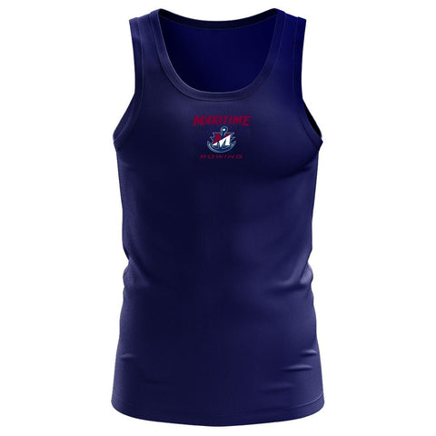 Maritime Rowing Men's Traditional Dryflex Spandex Tank
