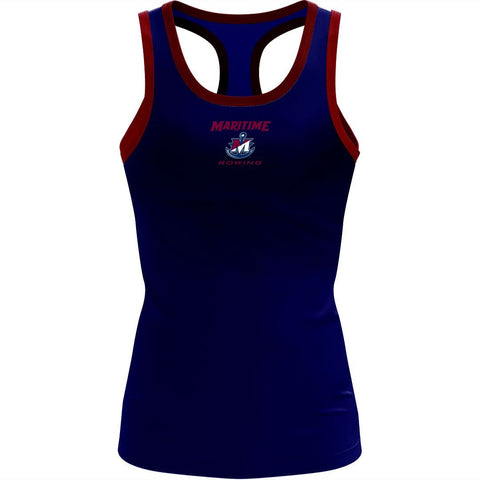 Maritime Rowing Women's T-back Tank
