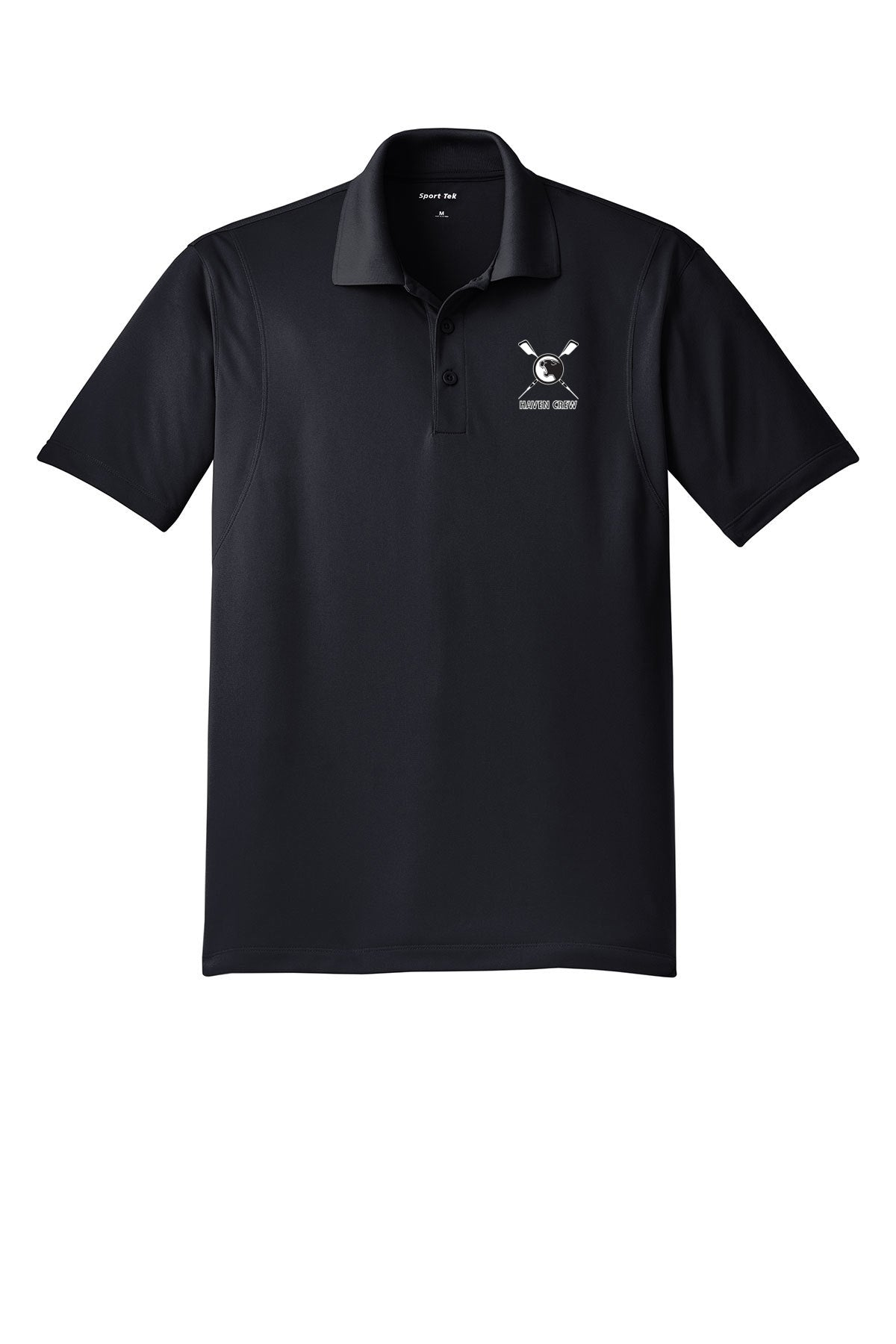 Haven Crew Embroidered Performance Men's Polo