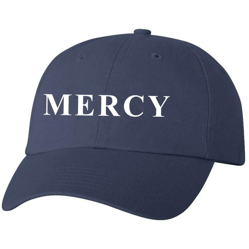 Mercy Crew Cotton Twill Hat - Navy