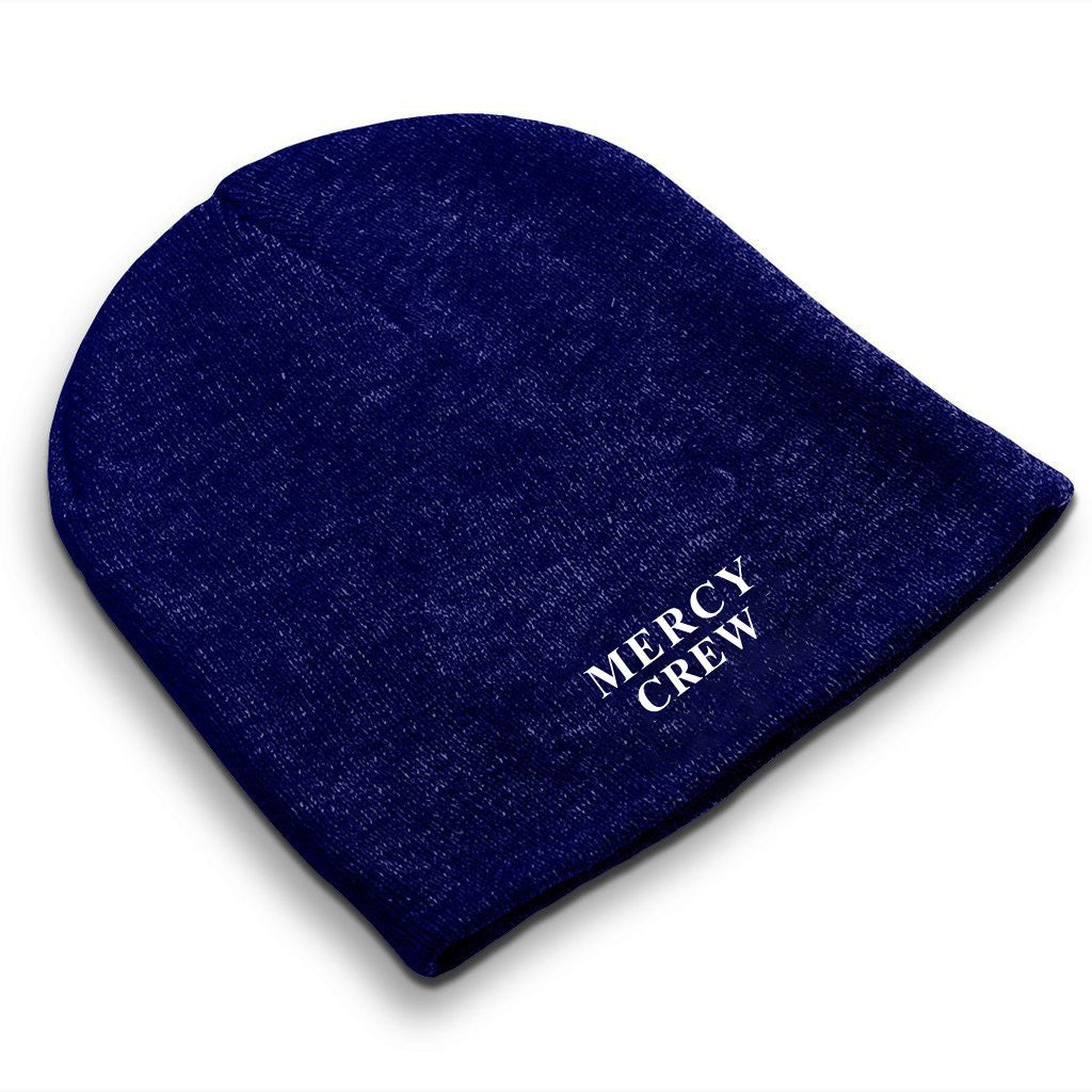 Straight Knit Mercy Crew Beanie