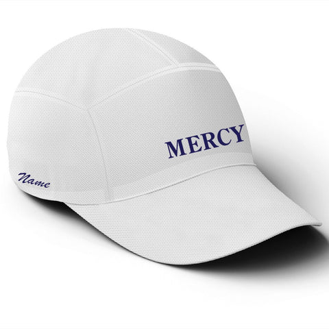 Mercy Crew Team Competition Performance Hat - White