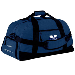 Mercy Crew Team Race Day Bag