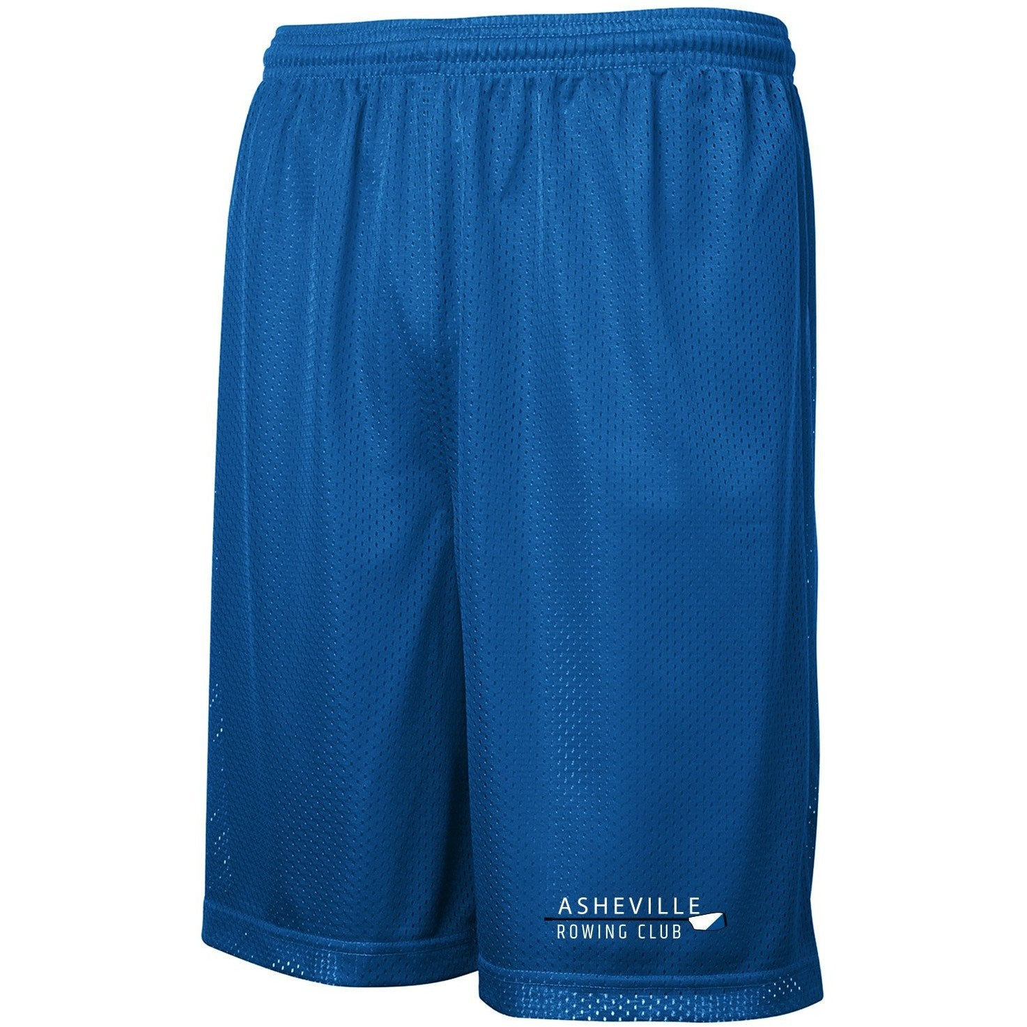 Custom Asheville Rowing Club Mesh Shorts