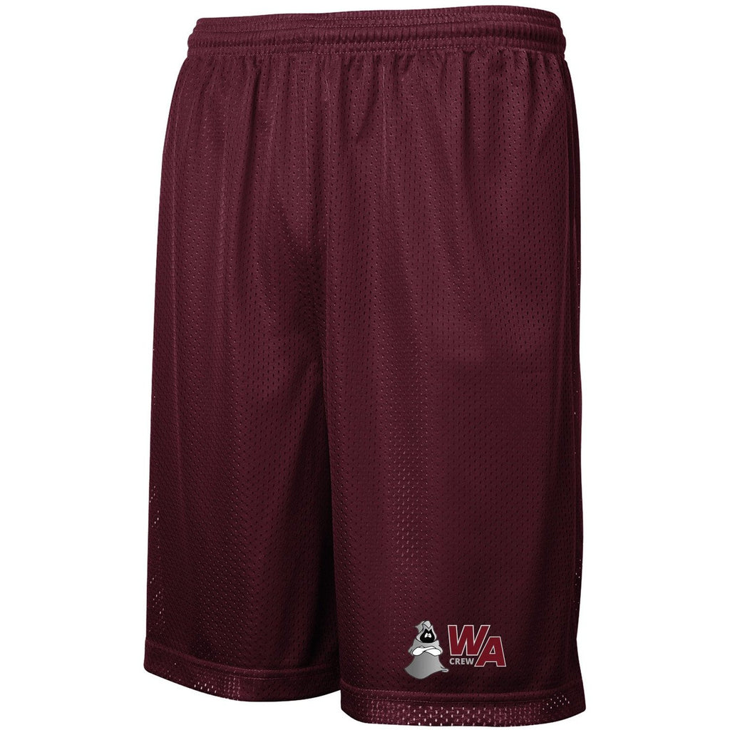 Custom Westford Crew Mesh Shorts