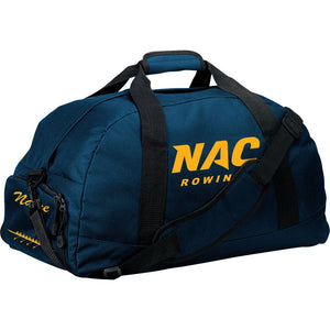 NAC Crew Team Race Day Bag