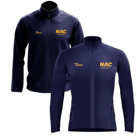 NAC Crew Fleece Pullover