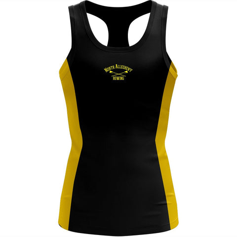 North Allegheny Rowing Women's T-back Tank