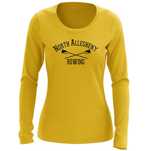 North Allegheny Rowing Cotton Long Sleeve Tee