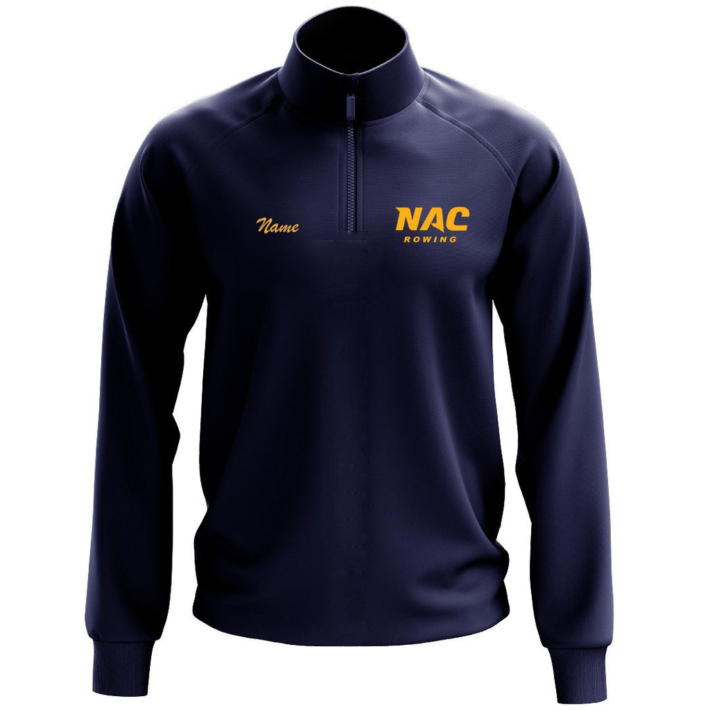 NAC Crew Mens Performance Pullover