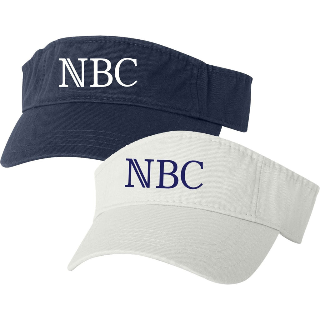 Narragansett Boat Club Cotton Visor