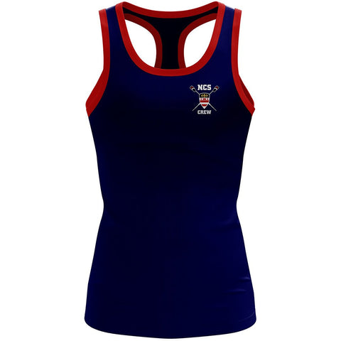 NCS Crew Women Super T spandex Tank Top
