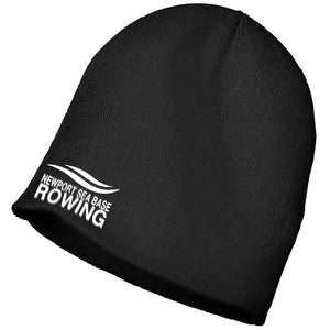 Straight Knit Newport Sea Base Rowing Beanie