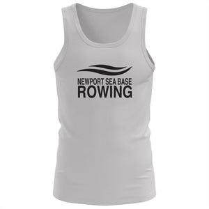 Newport Sea Base Rowing Cotton Tank Top