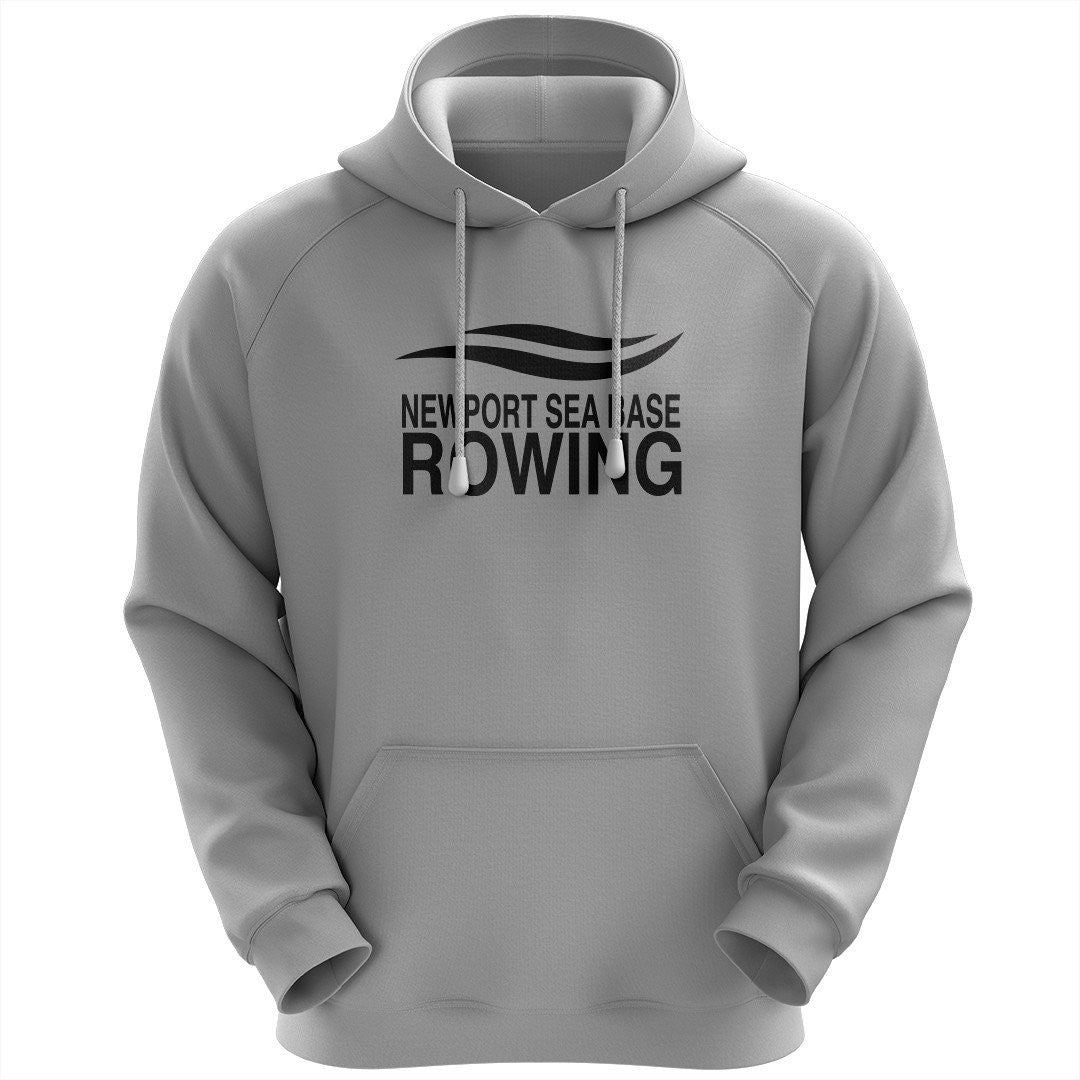 50/50 Hooded Newport Sea Base Rowing Pullover Sweatshirt