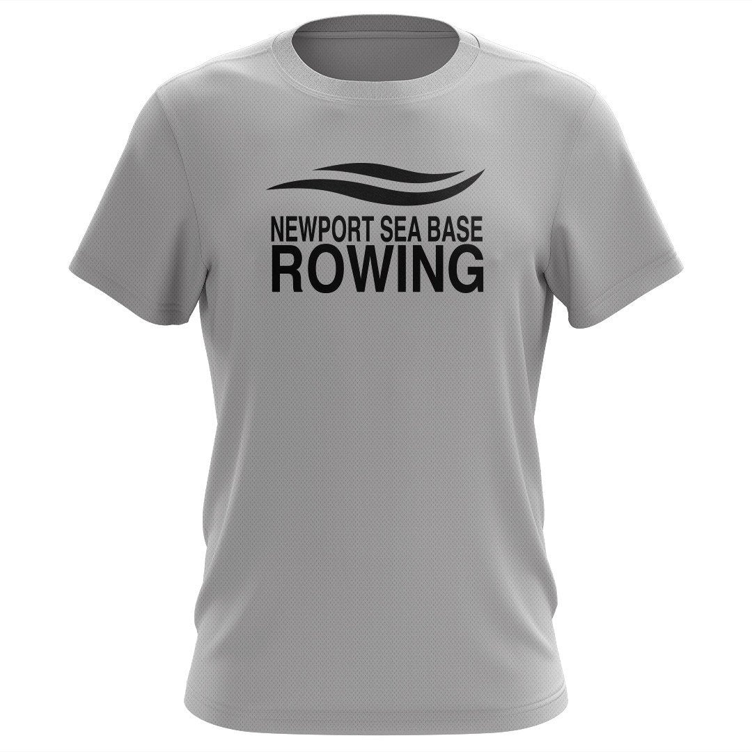 Newport Sea Base Rowing Men's Drytex Performance T-Shirt