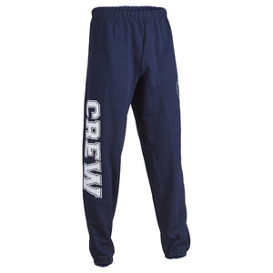Sew Sporty Crew Sweatpants (Navy)