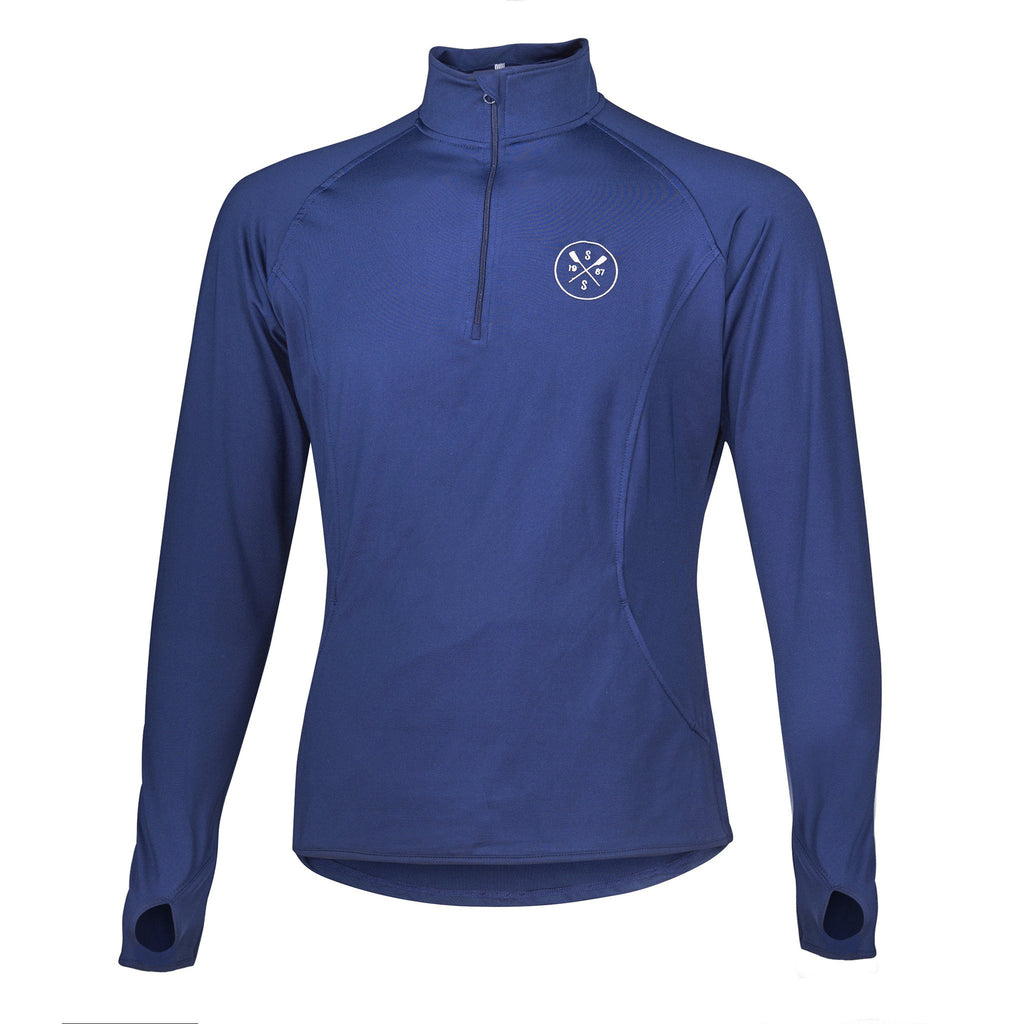 SxS Pull-Over Performance Sweatshirt (Navy)