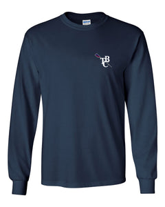 Custom TBC Long Sleeve Cotton T-Shirt