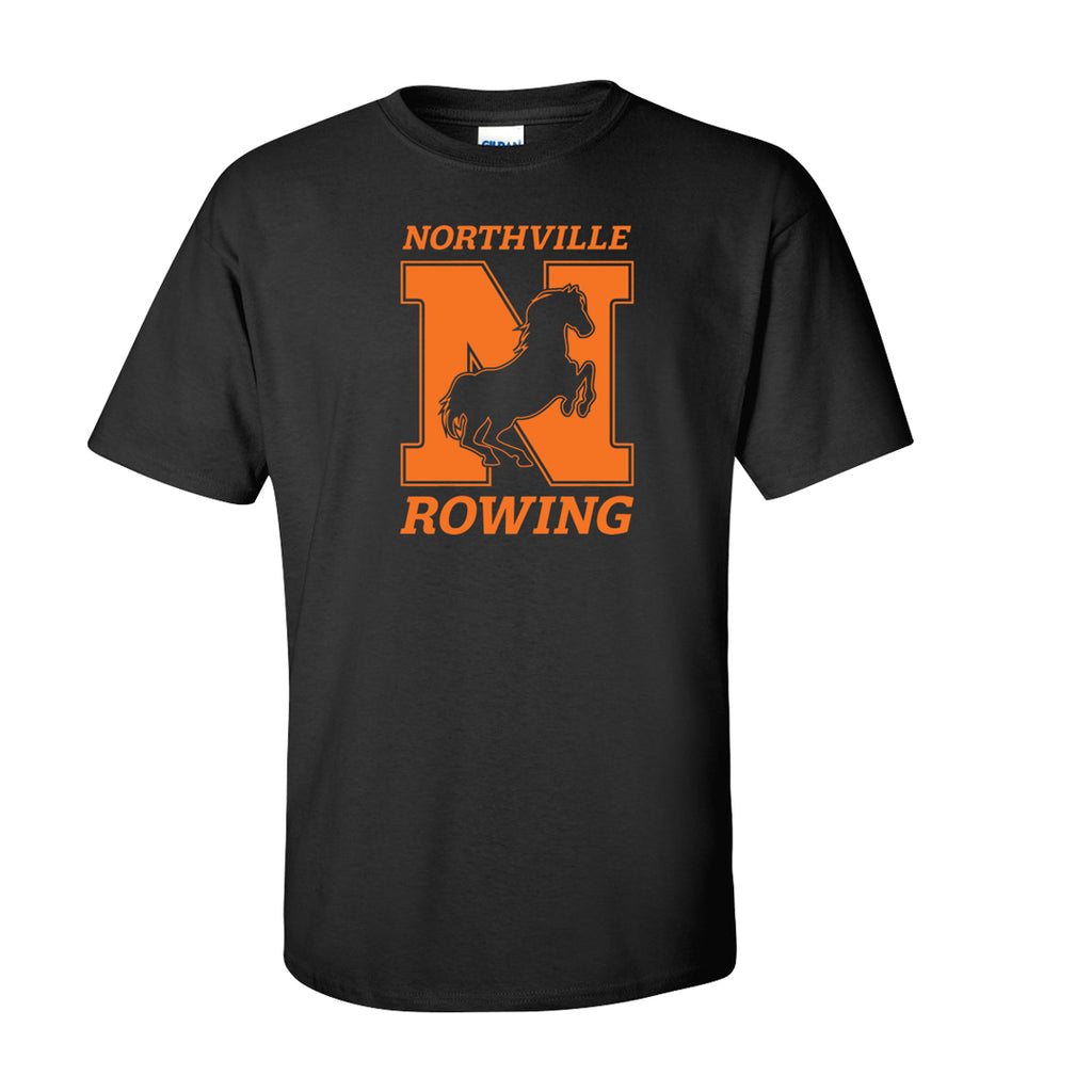 100% Cotton Northville Men's Team Spirit T-Shirt