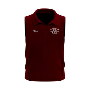 Virginia Boat Club Team Nylon/Fleece Vest