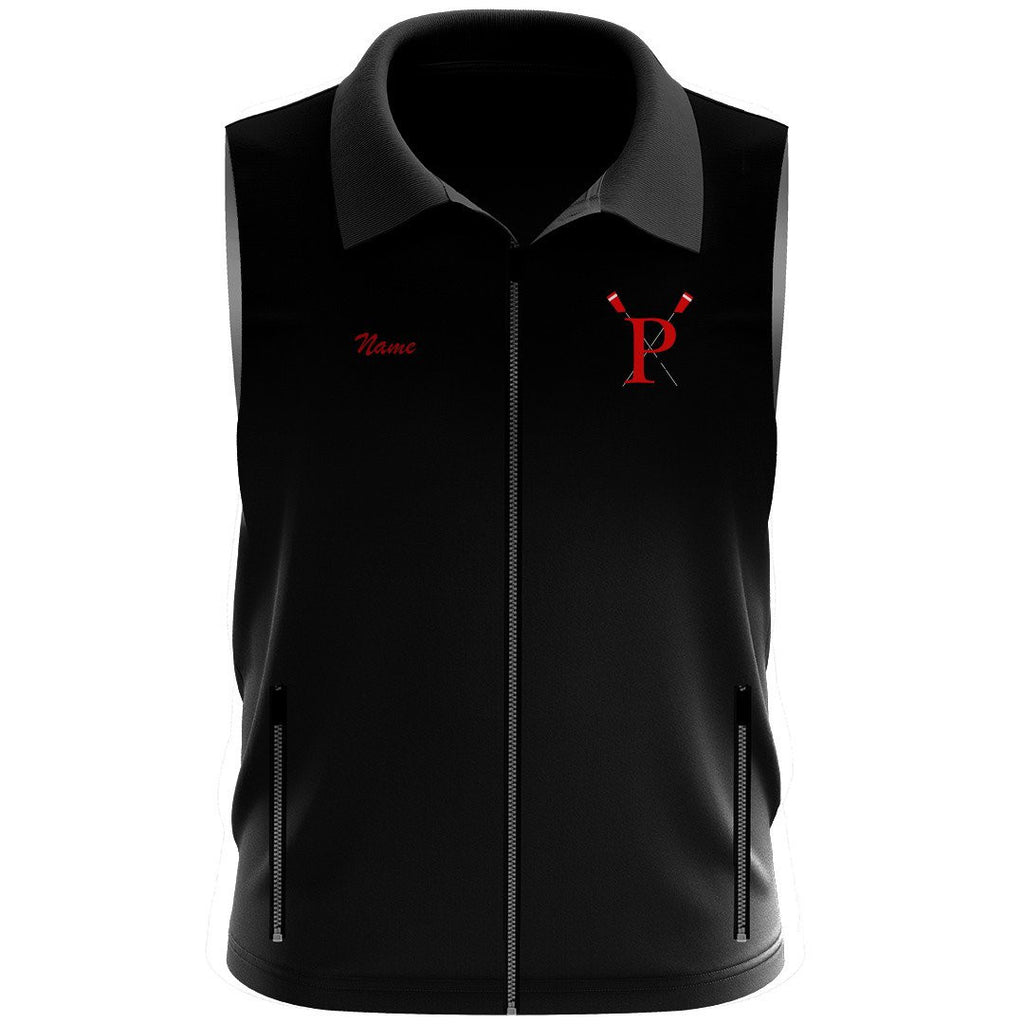 Pacific Rowing Team Nylon/Fleece Vest