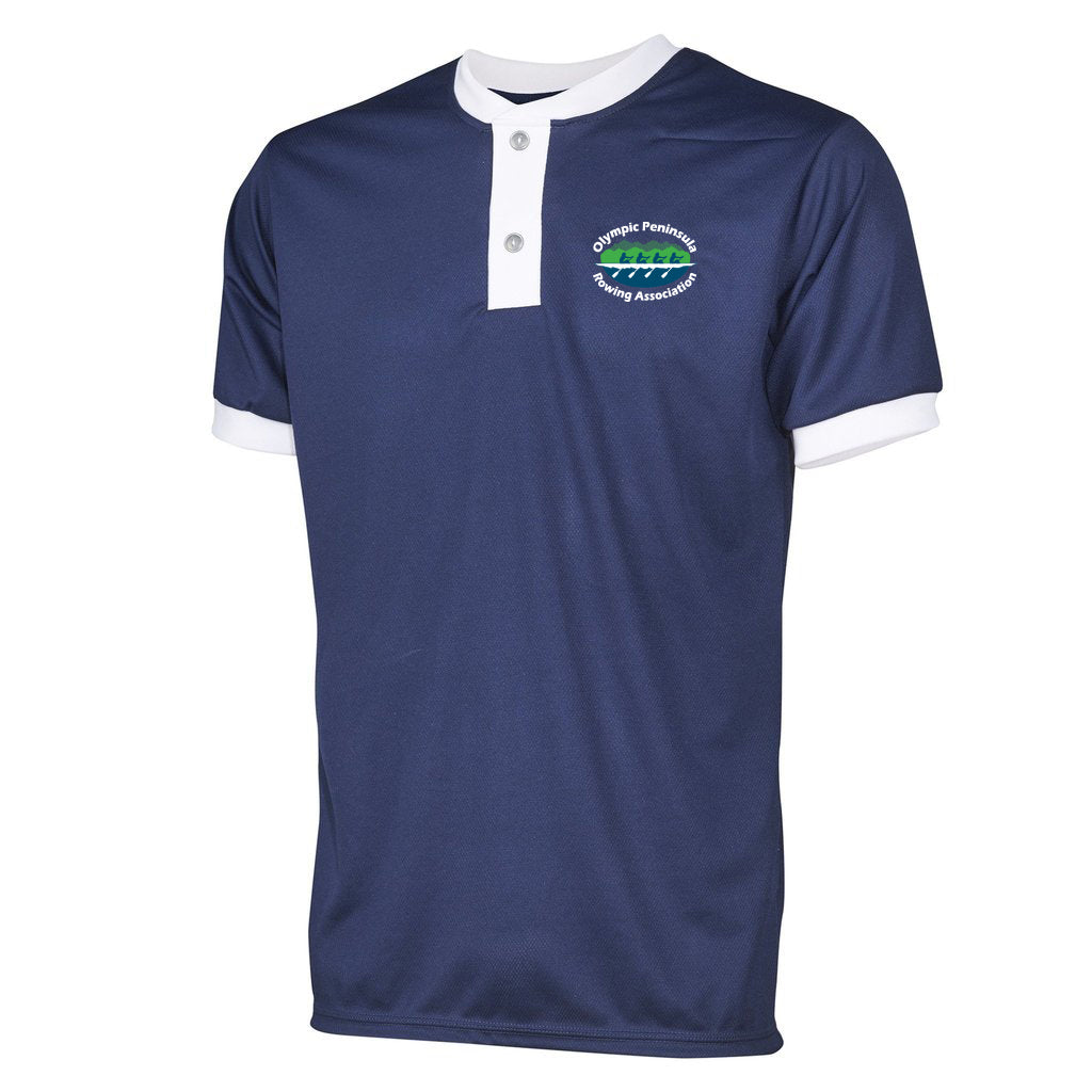 Olympic Peninsula Rowing Association Henley Shirt