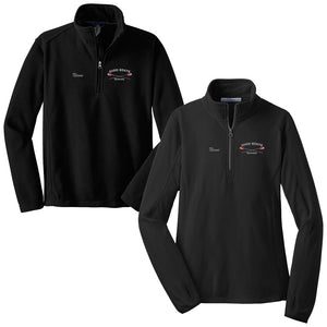 1/4 Zip Ohio State Rowing Fleece Pullover