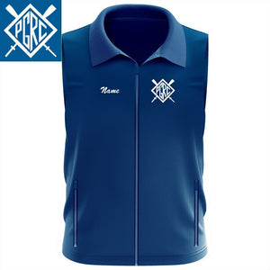 Philadelphia Girls' Rowing Club Team Nylon/Fleece Vest