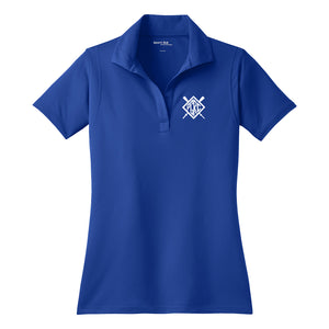 Philadelphia Girls' Rowing Club Embroidered Performance Ladies Polo
