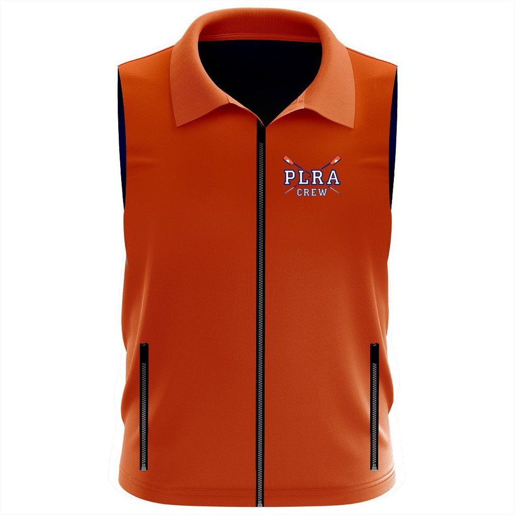 Portage Lake Rowing Association Team Nylon/Fleece Vest