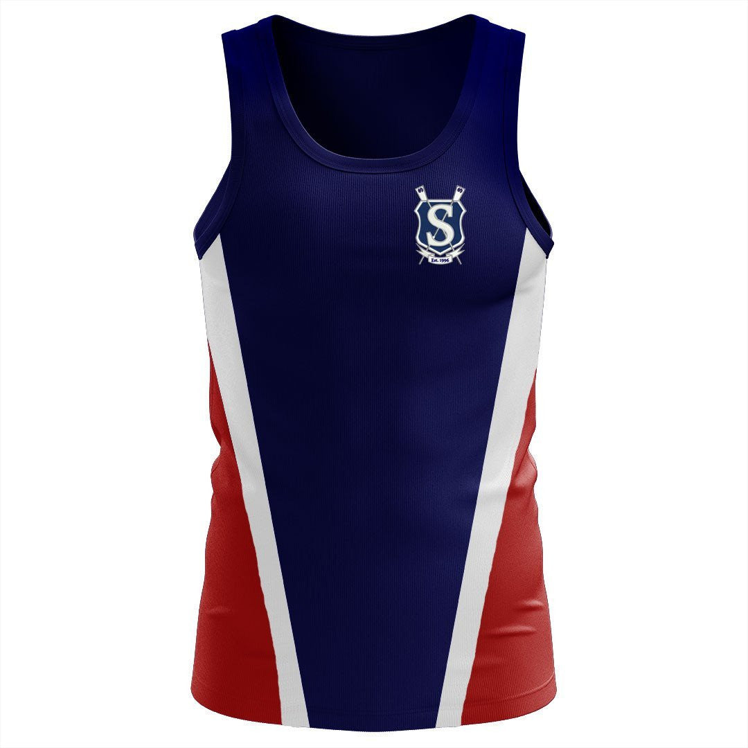 Parkersburg South Crew Men's Traditional Drytex Tank