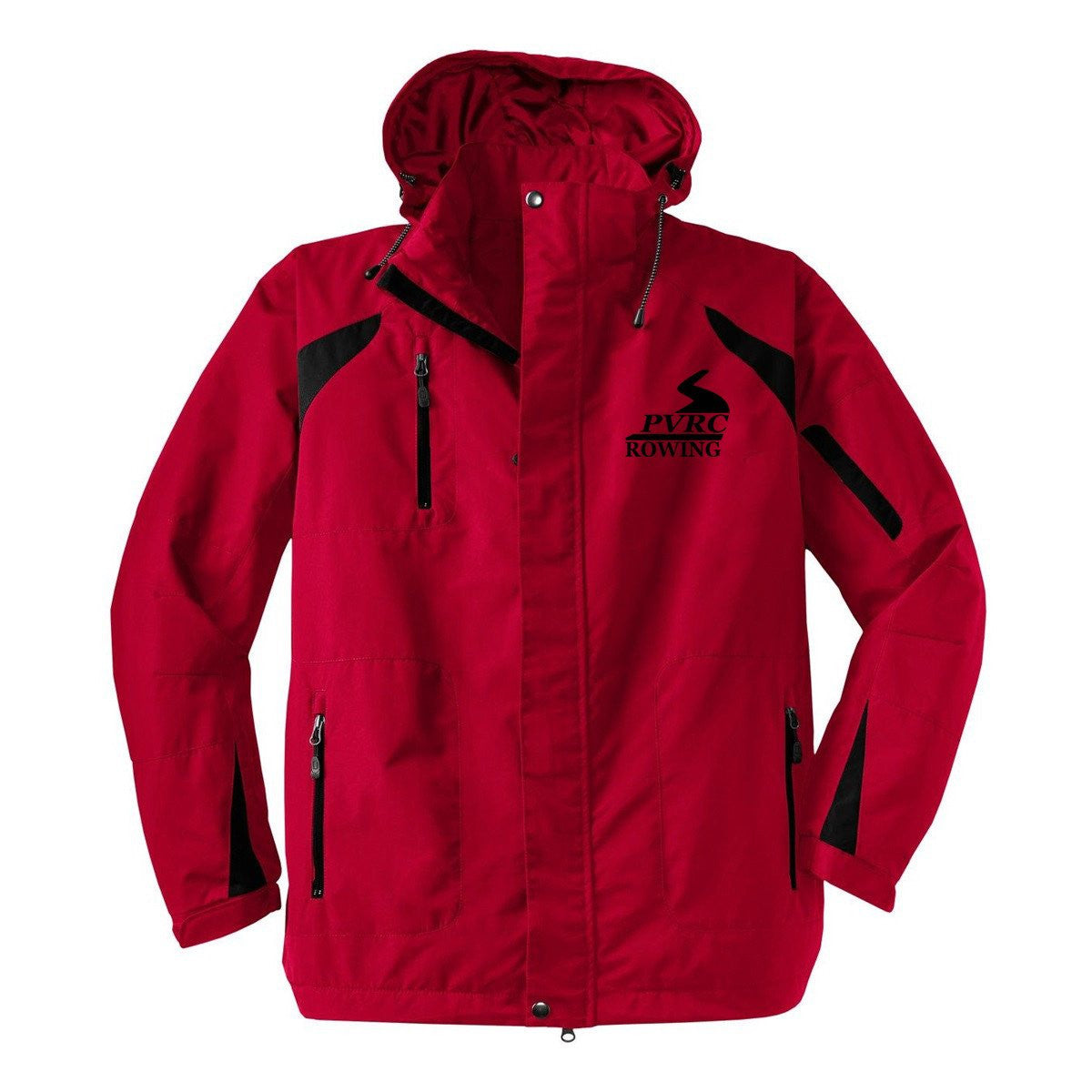 Pioneer Valley Riverfront Club RED All-Season Jacket