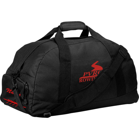 Pioneer Valley Riverfront Club Team Race Day Duffel Bag